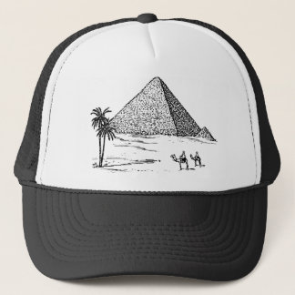Pyramid Trucker Hat