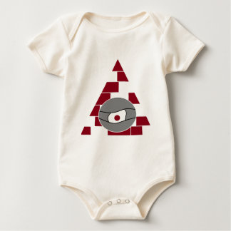 Pyramid Watch Baby Bodysuit