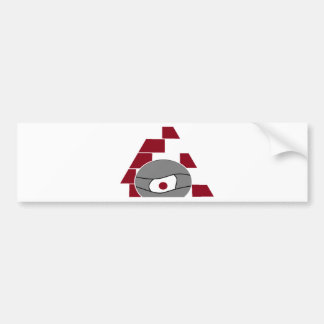 Pyramid Watch Bumper Sticker