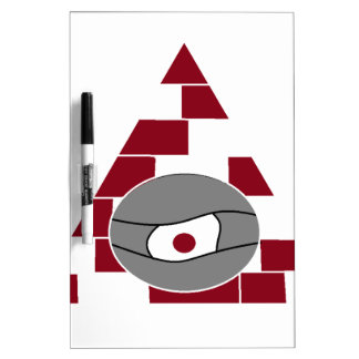 Pyramid Watch Dry-Erase Board