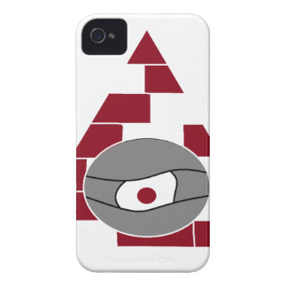 Pyramid Watch iPhone 4 Case-Mate Cases
