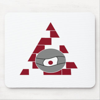 Pyramid Watch Mouse Pad