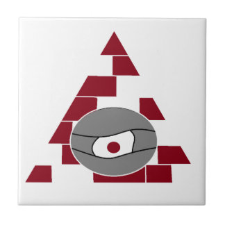 Pyramid Watch Small Square Tile