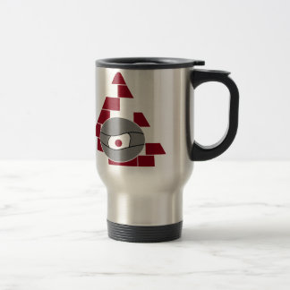 Pyramid Watch Travel Mug