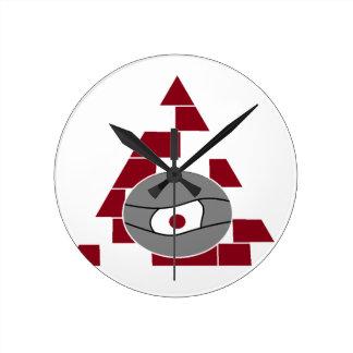 Pyramid Watch Wallclock