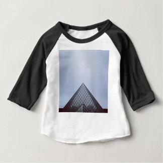 Pyramide Louvre Paris Baby T-Shirt
