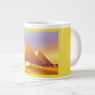 Pyramids Jumbo Mug