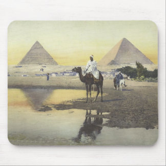 Pyramids Mousepad