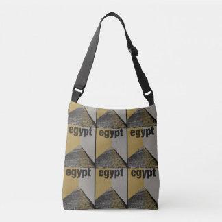 Pyramids of Egypt Crossbody Bag
