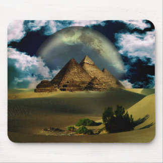 Pyramids of Mystery Mousepad