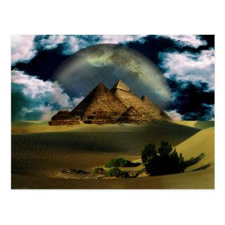 Pyramids of Mystery Postcards