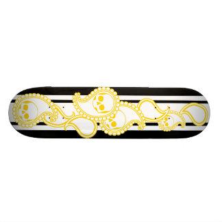 Pyre (Gold) Skateboard Deck