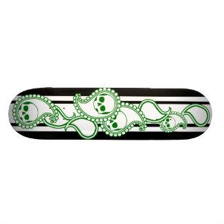 Pyre (Green) Skateboard Deck