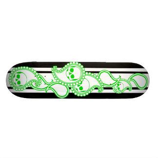 Pyre (Lime) Skateboard Deck