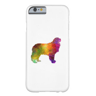 Pyrenean Ma in watercolor.png Barely There iPhone 6 Case