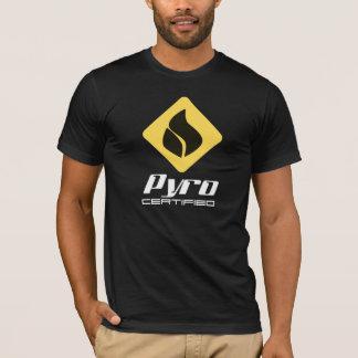 Pyro Certified T-Shirt