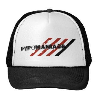 Pyromaniacs Trucker Cap (Black)