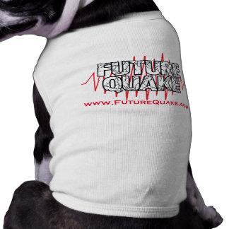Pyro's Recommended Future Quake Dog Fashion Sleeveless Dog Shirt