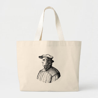 Pythagoras Large Tote Bag