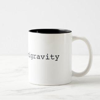 python antigravity mug