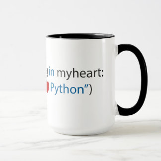Python Coder Mug