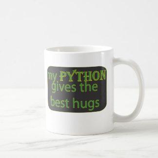 Python Love Coffee Mug