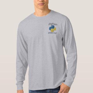 python powered T-Shirt