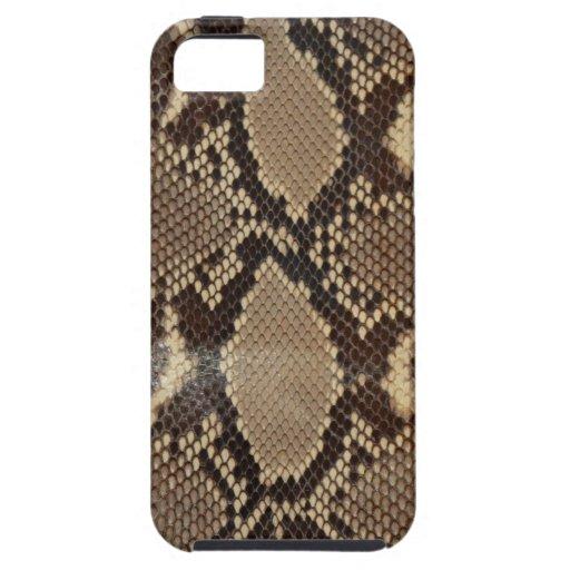 Python skin iPhone 5 case