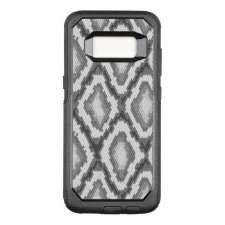 Python snake skin pattern OtterBox commuter samsung galaxy s8 case