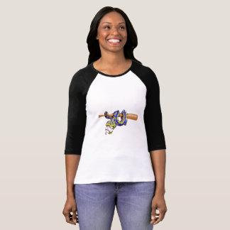 Pythons Baseball T-Shirt