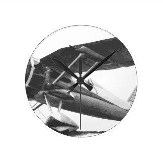 PZL24_prototyp Round Clock