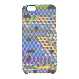 Q-cubes Clear iPhone 6/6S Case