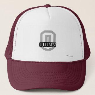Q is for Quinn Trucker Hat