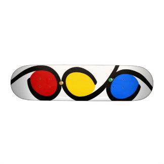 Q-Lorful Skate Board