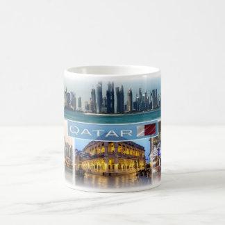 QA Qatar - Coffee Mug