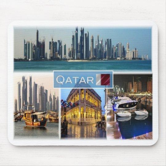 QA Qatar - Doha - Mouse Pad