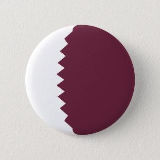 Qatar Fisheye Flag Button
