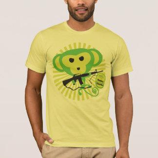 Qawana Wear Monkey Kalashnikov T-Shirt