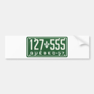 QC57 BUMPER STICKER