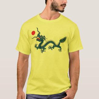 Qing Dynasty Flag T-Shirt