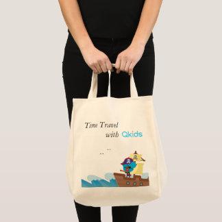 Qkids Koby & Momo Tote Bag