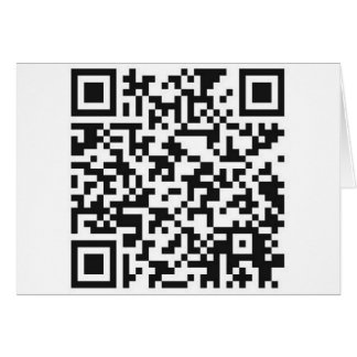 QR Barcode: Got the guts to scan me..... Card