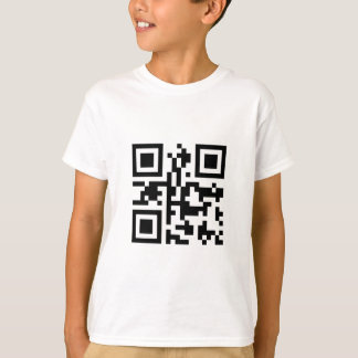 QR Barcode: Have a nice day! T-Shirt