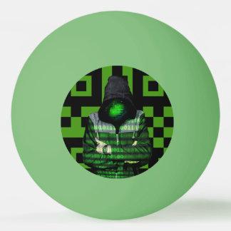 QR Binary Ping Pong Ball