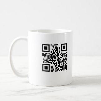 QR Code Coffee Mug