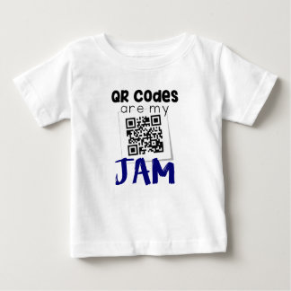 QR codes are my jam Baby T-Shirt