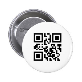 QRUrl collection 6 Cm Round Badge