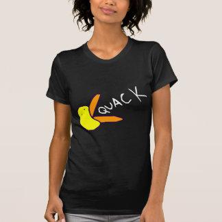 Quack -Dark tee