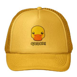 Quack! Duck Cap