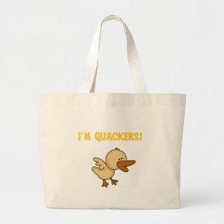Quackers Jumbo Tote Bag